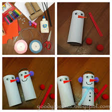 goodyfoodies easy christmas crafts for kids how to make a