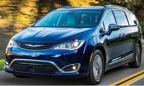 lexus canada executives chrysler pacifica hybrid minivan gets two new lower priced trim levels