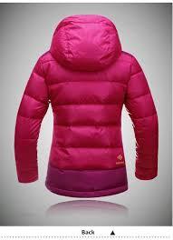New Kekemar Brand Women U0027s White 90 Duck Down Hiking Skiing Jacket