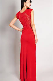 Red And Black Party Dresses Charming Wear Dresses