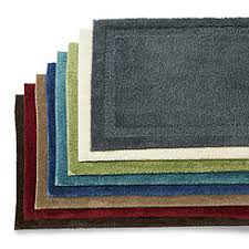 Martha Stewart Bathroom Rugs Martha Stewart Everyday Colorblock Bath Rug Bath Rugs