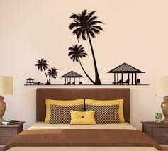 Palm Tree Bedroom Furniture by Brand New Palm Trees Wall Sticker Decals Diy Home Decoration