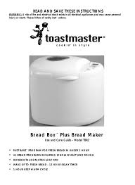 toastmaster appliances manuals appliances ideas