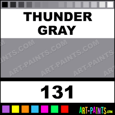thunder gray opaque stain ceramic paints 131 thunder gray