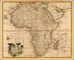 the map of africa a and accurate map of africa barry ruderman