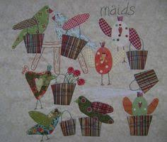 12 days of block day 12 quilting