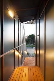 small beach house design w zinc cladding in mornington peninsula au