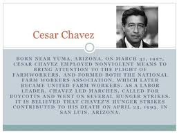 harvesting hope the story of cesar chavez ppt download