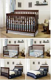 Convertible Sleigh Bed Crib by Cheap Convertible Cribs For Babies