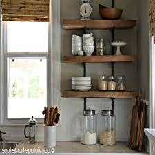 kitchen shelving ideas home furniture and design ideas