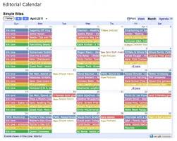 Editorial Calendar Template Excel Social Media Content Calendar Template Excel Marketing Editorial