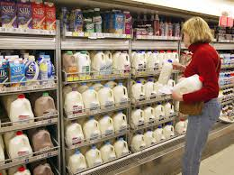 episode 555 why is the milk in the back of the store planet