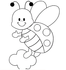preschool coloring pages bugs ladybug coloring pages free printables ladybug avatar and girls
