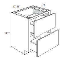 how are kitchen base cabinets 2db36 pots and pans base cabinet norwich slab rta kitchen