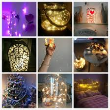 battery operated lights for decorations white battery