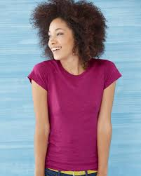 light pink top women s plain basic cheap discount blank wholesale womens ladies short