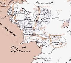 Map Of Mordor Factions News Kingdoms Of Arda Mod For Mount U0026 Blade Ii