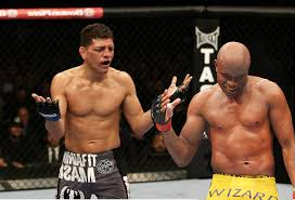 Anderson Silva Meme - is the ufc trying to book anderson silva vs nick diaz 2