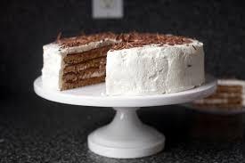 chocolate hazelnut macaroon torte u2013 smitten kitchen