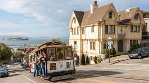 San Francisco Cable Cars Map by San Francisco Cable Cars Best Cable 2017