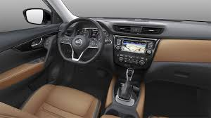 nissan rogue midnight edition interior 2017 nissan rogue nissan canada