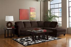 Side Table For Sectional Sofa Living Room Brown Sectional Sofa Brown Side Table Area Rugs