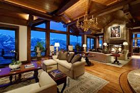 view interior of homes homes of colorado see aspen s summit house at cabin