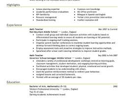 formats for a resume formats for resume unique resume formats government resume