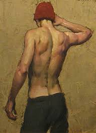 Back Portrait - 352 best liepke images on malcolm liepke painting and