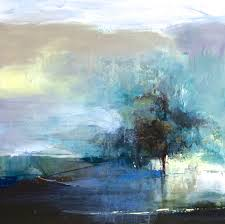 Contemporary Landscape Painting by Abstract Artists International Contemporary Abstract Landscape
