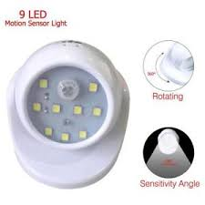 Motion Activated Cordless Light Outdoor 9 Led Motion Activated Cordless Sensor Light 360 Home Outdoor