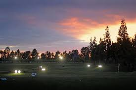 driving range with lights near me the driving range features spotlights and lighted targets to allow