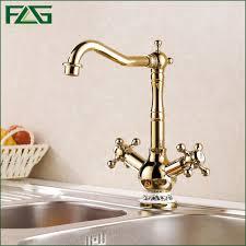 online get cheap gold kitchen faucet aliexpress com alibaba group