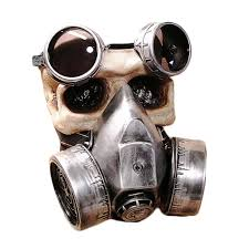 Gas Mask Halloween Costume Buy Wholesale Gas Mask Halloween China Gas Mask