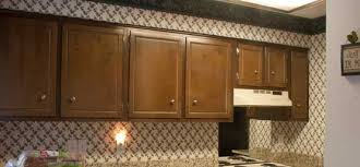 How To Antique Paint Kitchen Cabinets The Painted Surface How To Paint Kitchen Cabinets Page 1