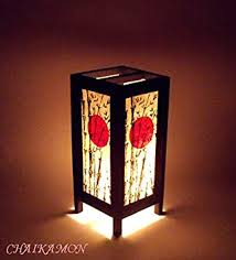 Oriental Table Lamps Uk Oriental Decorations Vintage Lamp Base Japanese Lampshade