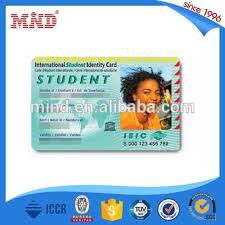 free id card template colorful printing with photo buy free id