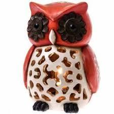 better homes and gardens owl glen wax warmer brown decor