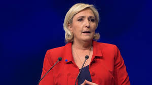 Marine Le Pen Marine Le Pen Tacks Further Towards Far Right In Final Rally