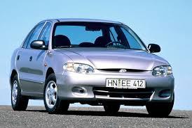 hyundai accent model 1996 vw golf 1 hyundai accent 10 best selling cars