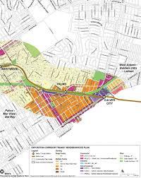 West Adams Los Angeles Map by Breaking Down The Draft Expo Corridor Transit Neighborhood Plan