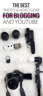 camera and lighting for youtube videos my favorite photo and video gear for blogging and youtube makeup