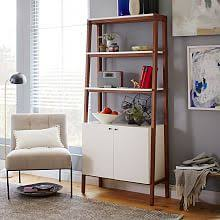 Home Office Bookcase Home Office Storage Furniture West Elm