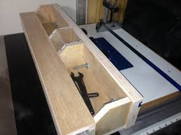 new router table fence woodworking talk woodworkers forum