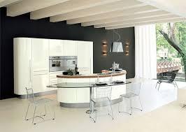 ilot cuisine rond ilot cuisine rond affordable awesome cuisine ilot central conforama