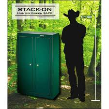 stack on elite 36 40 gun safe matte hunter green e 40 mg c s