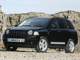orange jeep compass jeep compass uk 2007 pictures information u0026 specs