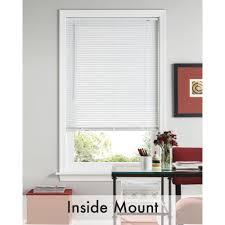 bali cut to size white 1 in room darkening vinyl mini blind 36