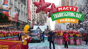 interesting macy s thanksgiving day parade facts and statistics 2017