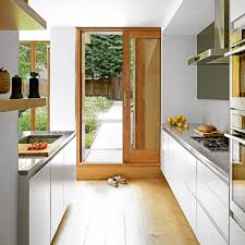 ideas for galley kitchens galley kitchen ideas that work for rooms of all sizes